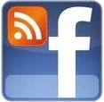 subscribe to Facebook status updates via RSS